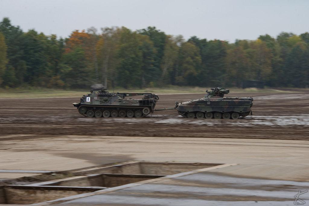 Landstreitkräfte im Einsatz